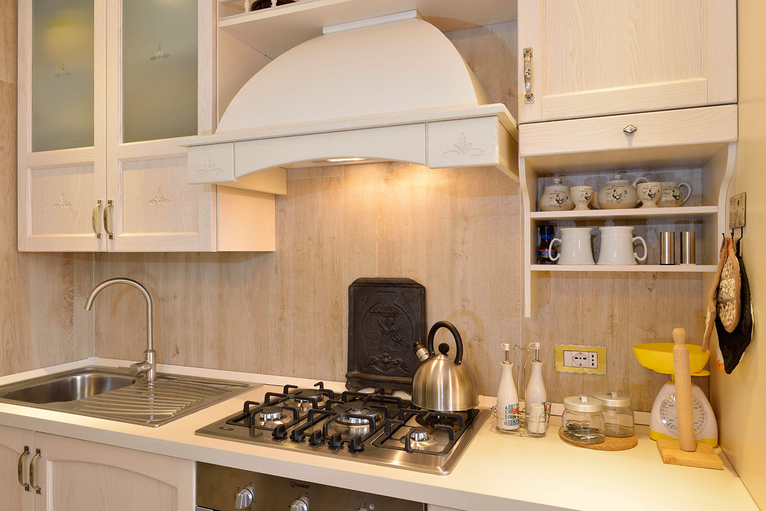 Apartments In Montepulciano Kitchen